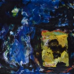 2017, encaustic, triptych buy it