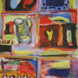 2008, acrylic on canvas, 891*610 buy it
