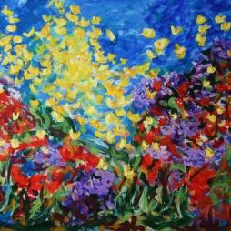 2008, acrylic on canvas