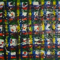 2011, encaustic on gesso board, 610*510