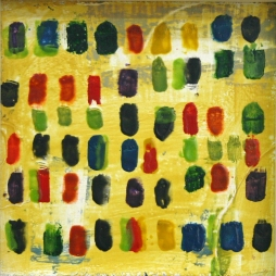 2011, encaustic on gesso board, 285*285 buy it